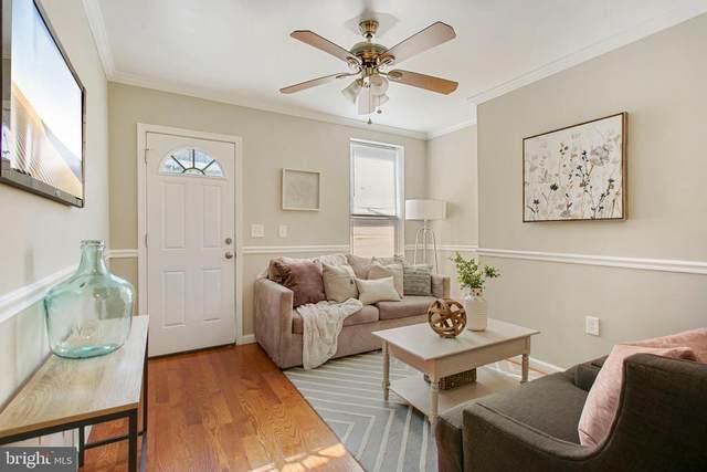 813 N Caroline Street, BALTIMORE, MD 21205 (#MDBA2005568) :: Integrity Home Team