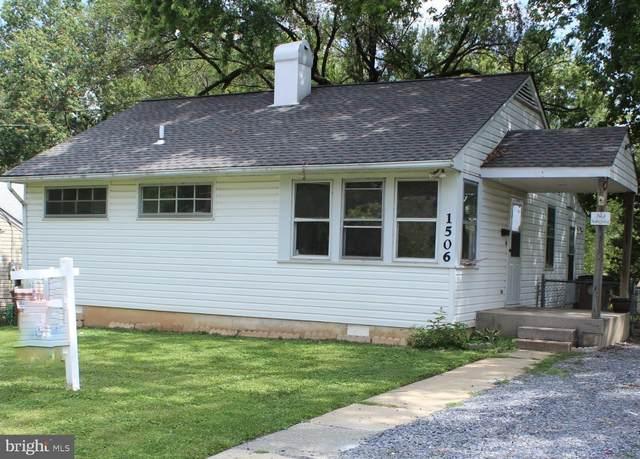 1506 Farr Road, ROCKVILLE, MD 20851 (#MDMC2007946) :: Colgan Real Estate