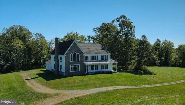 19185 Ebenezer Church Road, ROUND HILL, VA 20141 (#VALO2005258) :: Peter Knapp Realty Group
