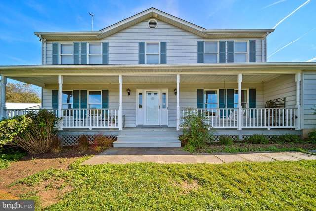 25440 Old Hundred Road, DICKERSON, MD 20842 (#MDFR2004344) :: The Miller Team