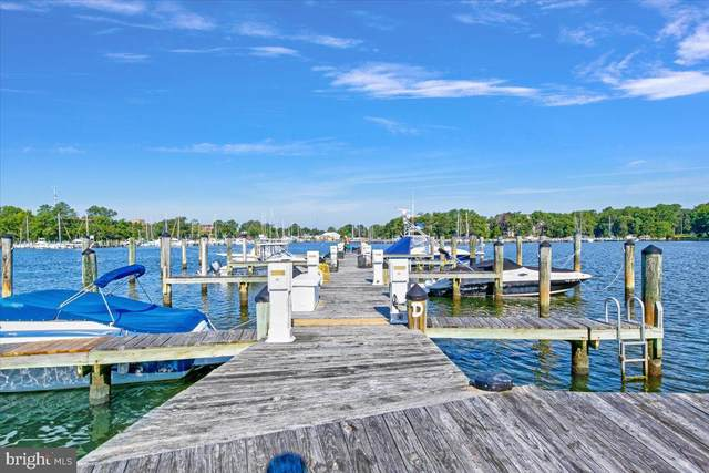 422 Oyster Bay Place #303, SOLOMONS, MD 20688 (#MDCA2001538) :: The Maryland Group of Long & Foster Real Estate