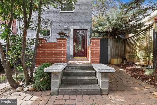 216 Aspen Street, ALEXANDRIA, VA 22305 (#VAAX2003114) :: Dart Homes
