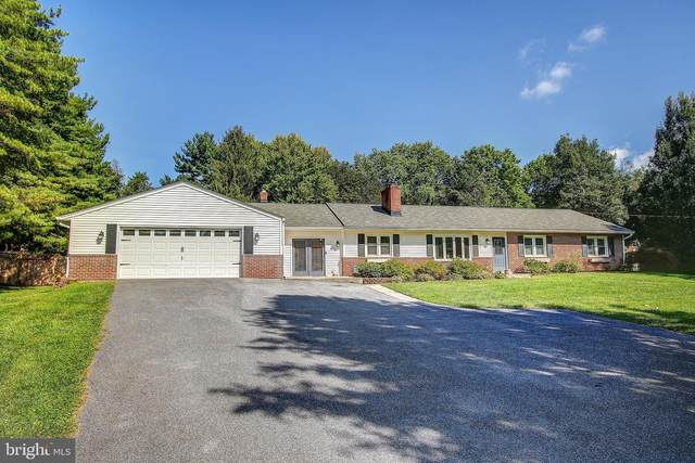 13846 Penn Shop Road, MOUNT AIRY, MD 21771 (#MDFR2005178) :: VSells & Associates of Compass