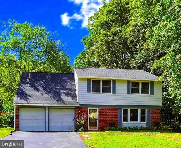 15609 Peach Walker Drive, BOWIE, MD 20716 (#MDPG2012612) :: Dart Homes