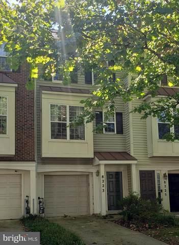 8223 Lyndhurst Street, LAUREL, MD 20724 (#MDAA2011260) :: The Gus Anthony Team