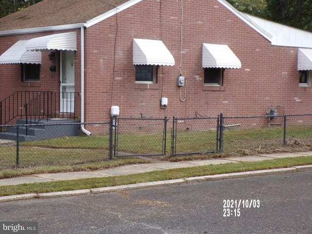 515 W Park Avenue, LINDENWOLD, NJ 08021 (MLS #NJCD2008832) :: The Sikora Group