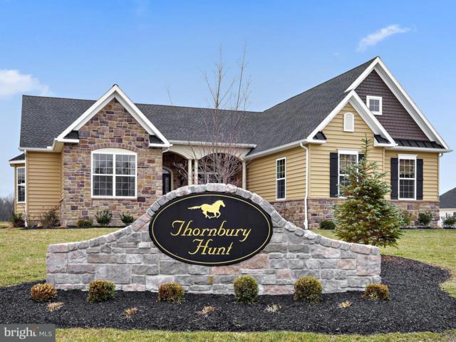 101 Granite Lane #9, HANOVER, PA 17331 (#1000788151) :: Benchmark Real Estate Team of KW Keystone Realty
