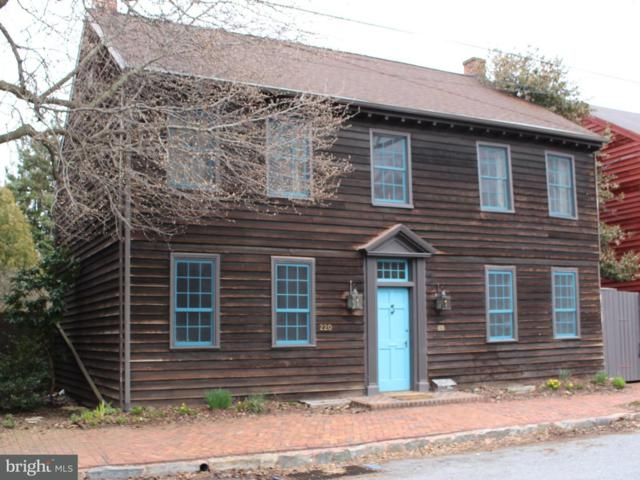 220 W Front Street, MARIETTA, PA 17547 (#1002659533) :: Benchmark Real Estate Team of KW Keystone Realty