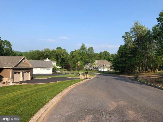 607 Robins View Lane Lot #1, NEW CUMBERLAND, PA 17070 (#1000103358) :: The Joy Daniels Real Estate Group