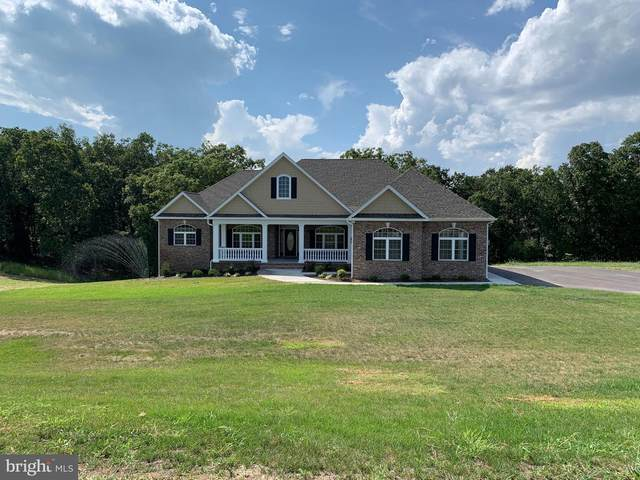 784 Old Baltimore Road, WINCHESTER, VA 22603 (#1001543398) :: The Riffle Group of Keller Williams Select Realtors