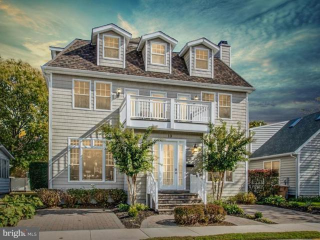 13 Country Club Drive, REHOBOTH BEACH, DE 19971 (#1001570006) :: The Allison Stine Team