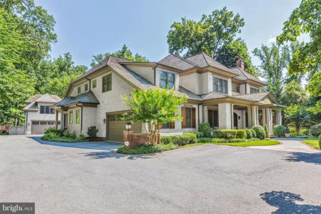 9115 Burning Tree Road, BETHESDA, MD 20817 (#1001898340) :: Blue Key Real Estate Sales Team