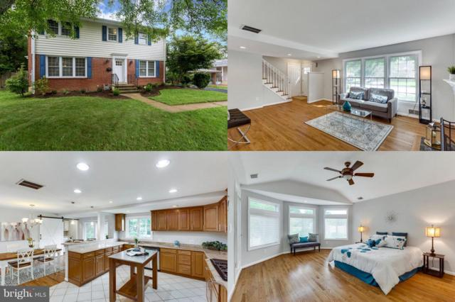 8606 Cottage Street, VIENNA, VA 22180 (#1006073408) :: Advance Realty Bel Air, Inc