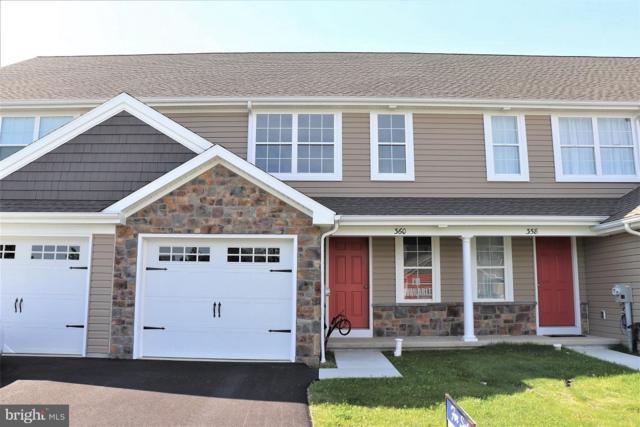 360 Cedar Hollow #77, MANHEIM, PA 17545 (#1008113848) :: The Joy Daniels Real Estate Group