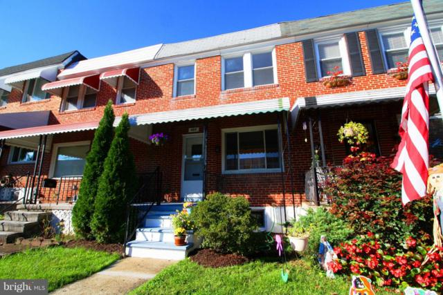 4414 Newport Avenue, BALTIMORE, MD 21211 (#1009729366) :: The Dailey Group