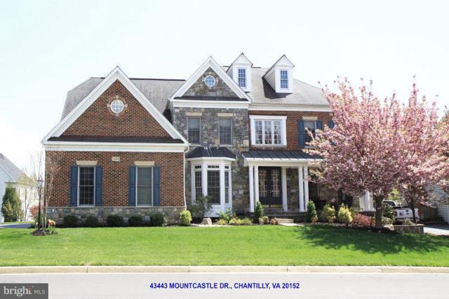 43443 Mountcastle Drive, CHANTILLY, VA 20152 (#1009992824) :: The Gus Anthony Team
