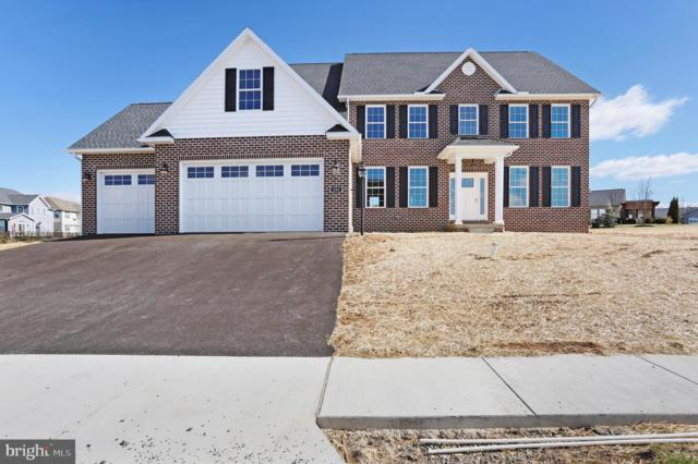 205 Matthew Drive, CHAMBERSBURG, PA 17201 (#PAFL100604) :: The Heather Neidlinger Team With Berkshire Hathaway HomeServices Homesale Realty