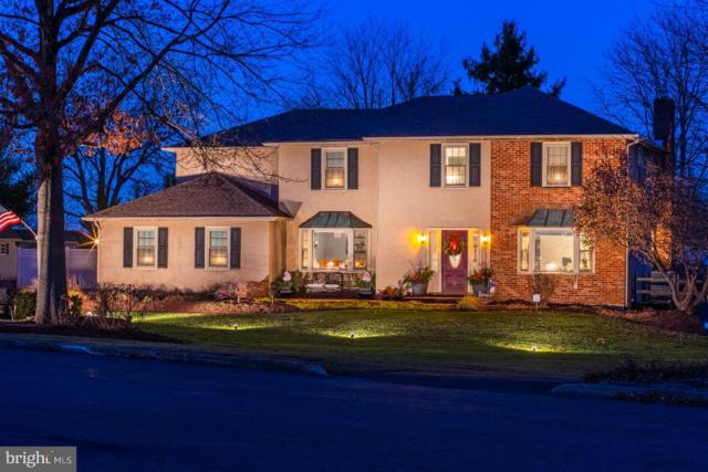 110 Leslie Lane, SOUDERTON, PA 18964 (#PAMC101478) :: Colgan Real Estate