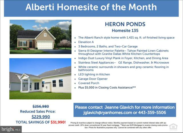 Heron Ponds Pkwy - Alberti Ranch, DELMAR, MD 21875 (#MDWC100966) :: The Daniel Register Group