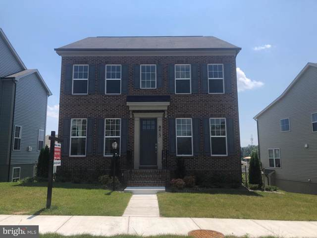 8415 Pine Bluff Road, FREDERICK, MD 21704 (#MDFR217106) :: Dart Homes