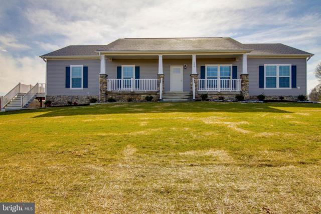 104 Hickory Hill Overlook Court, FREDERICKSBURG, VA 22405 (#VAST200780) :: Tessier Real Estate