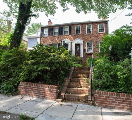 4431 P Street NW, WASHINGTON, DC 20007 (#DCDC400332) :: The Daniel Register Group