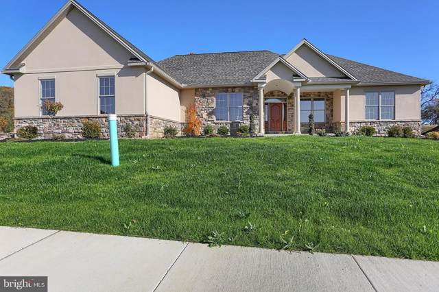 324 Pennington Drive, MECHANICSBURG, PA 17055 (#PACB113620) :: The Joy Daniels Real Estate Group