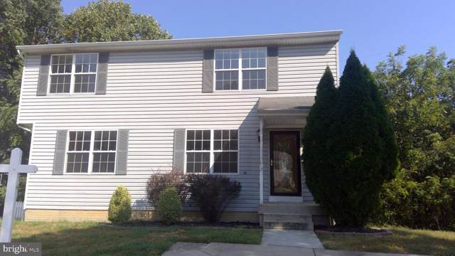 15 Trestle Wood Court, RANDALLSTOWN, MD 21133 (#MDBC461962) :: AJ Team Realty