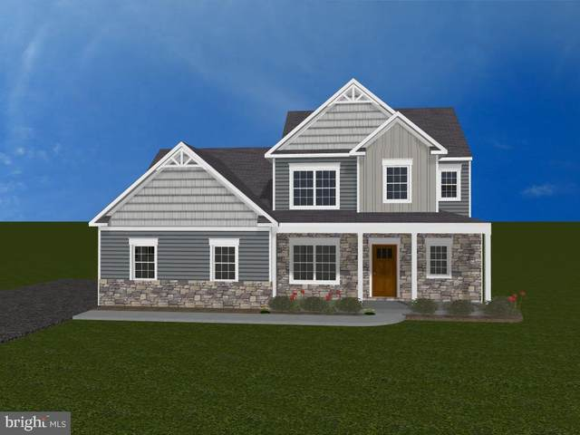 317 Musser Road Lot 115, MOUNT JOY, PA 17552 (#PALA135532) :: Iron Valley Real Estate