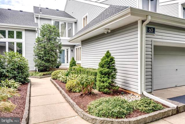 603 Sunshine Lakes Drive #603, VOORHEES, NJ 08043 (#NJCD375126) :: Linda Dale Real Estate Experts