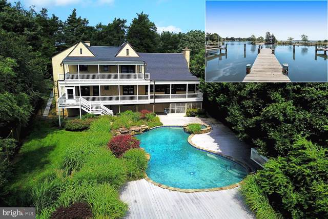 421 Ferry Point Road, ANNAPOLIS, MD 21403 (#MDAA412494) :: Viva the Life Properties