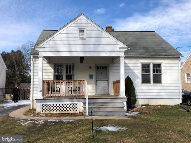 232 E Ferdinand Street, MANHEIM, PA 17545 (#PALA141626) :: The Joy Daniels Real Estate Group