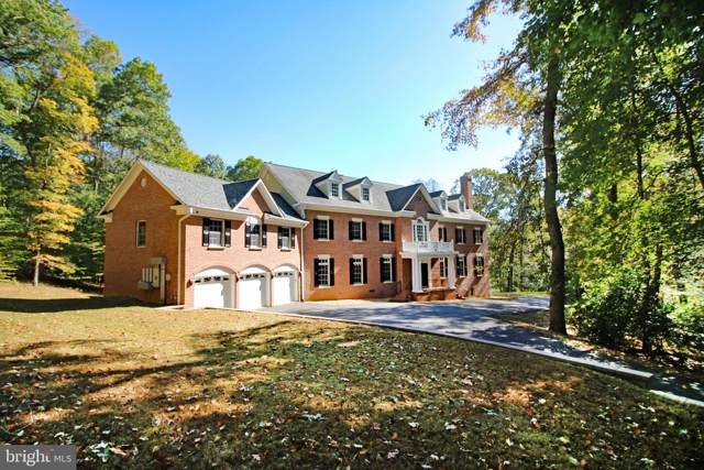 6321 Windpatterns Trail, FAIRFAX STATION, VA 22039 (#VAFX1095316) :: AJ Team Realty