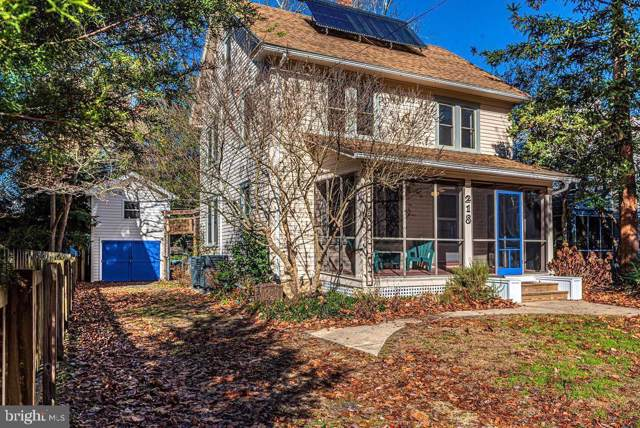 218 W W Federal Street, SNOW HILL, MD 21863 (#MDWO110688) :: ExecuHome Realty