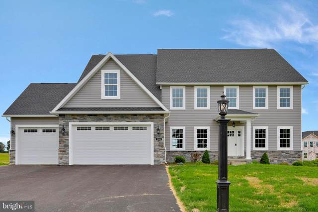 180 Delanie Drive, GREENCASTLE, PA 17225 (#PAFL170104) :: TeamPete Realty Services, Inc