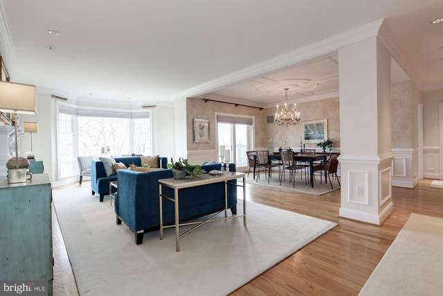 1201 N Nash Street #302, ARLINGTON, VA 22209 (#VAAR159160) :: Crossman & Co. Real Estate