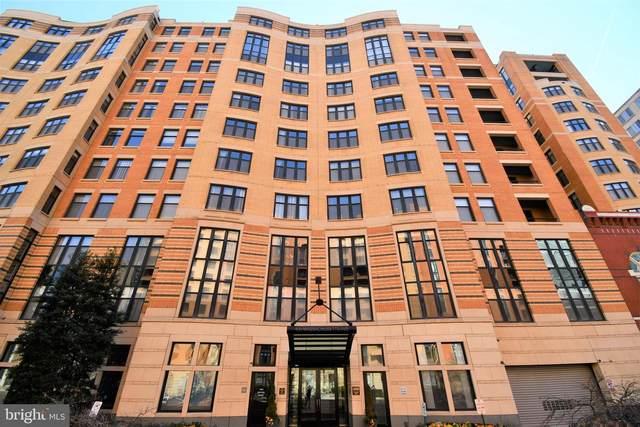 400 Massachusetts Avenue NW #1007, WASHINGTON, DC 20001 (#DCDC462286) :: The Licata Group/Keller Williams Realty