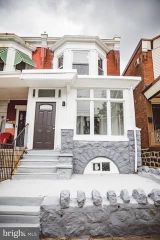 5229 Irving Street, PHILADELPHIA, PA 19139 (#PAPH895432) :: Nexthome Force Realty Partners