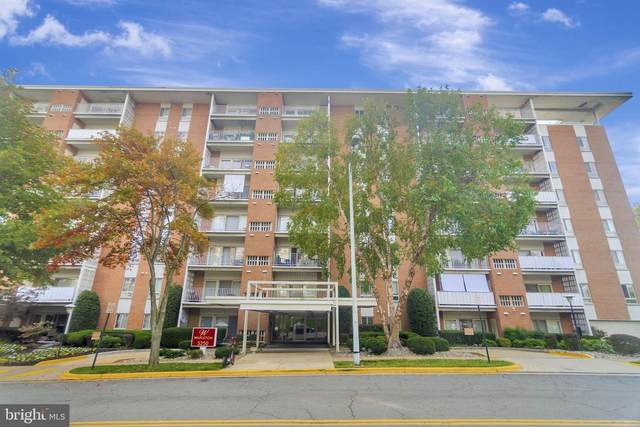 5250 Valley Forge Drive #614, ALEXANDRIA, VA 22304 (#VAAX249526) :: Jacobs & Co. Real Estate