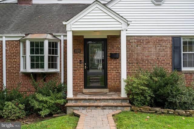 1020 Cross Drive, ALEXANDRIA, VA 22302 (#VAAX250352) :: Certificate Homes