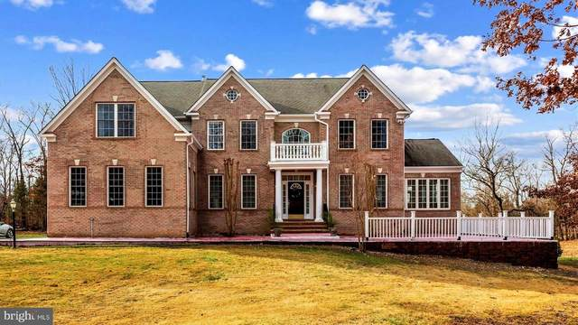 7500 Bull Run Drive, CENTREVILLE, VA 20121 (#VAFX1164214) :: The MD Home Team