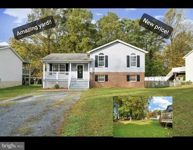 12017 Dusty Hoof Road, LUSBY, MD 20657 (#MDCA179590) :: The Miller Team