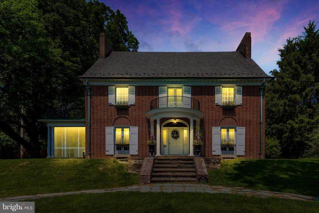 1149 The Terrace, HAGERSTOWN, MD 21742 (#MDWA177770) :: AJ Team Realty