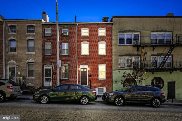 1807 E Lombard Street, BALTIMORE, MD 21231 (#MDBA542304) :: Lucido Agency of Keller Williams