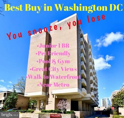 429 N Street SW S-609, WASHINGTON, DC 20024 (#DCDC513728) :: Shawn Little Team of Garceau Realty