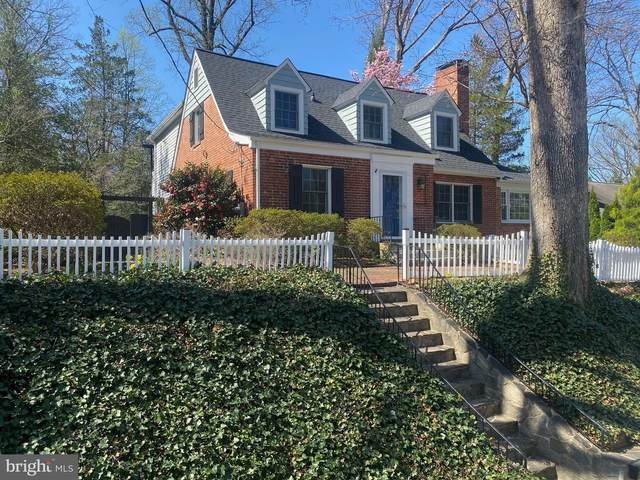 4290 Vacation Lane, ARLINGTON, VA 22207 (#VAAR178622) :: Shawn Little Team of Garceau Realty