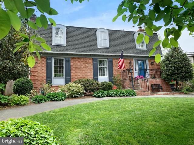7102 Fulton Street, CHEVY CHASE, MD 20815 (#MDMC755654) :: Potomac Prestige