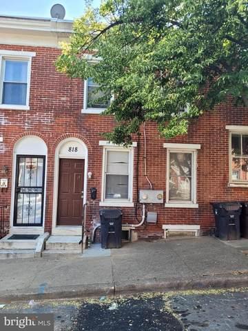 818 W 7TH Street, WILMINGTON, DE 19801 (#DENC527148) :: Lee Tessier Team