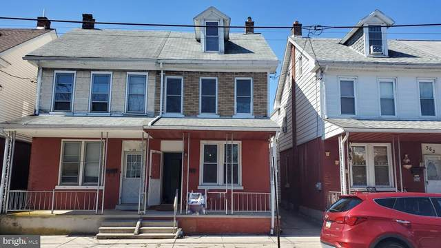 361 N 2ND Street, LEBANON, PA 17046 (#PALN119398) :: TeamPete Realty Services, Inc