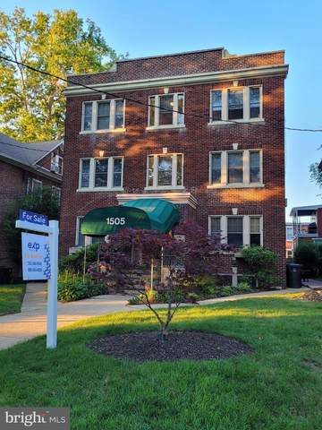 1505-UNIT 1B Delaware Avenue 1B, WILMINGTON, DE 19806 (#DENC528868) :: The John Kriza Team
